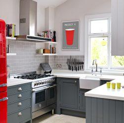 rendere funzionale una cucina piccola