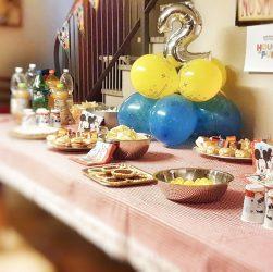 organizzare un compleanno