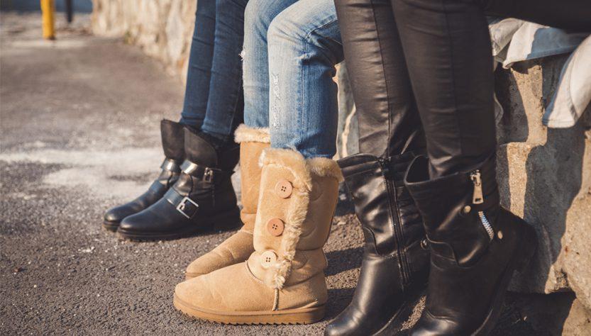 come conservare gli stivali