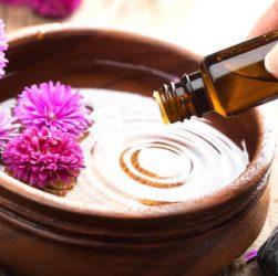 calmare lo stress con oli essenziali