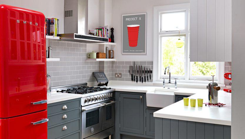 Rendere funzionale una cucina piccola - TuttoGuide