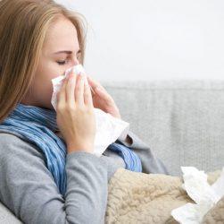 come guarire dall'influenza