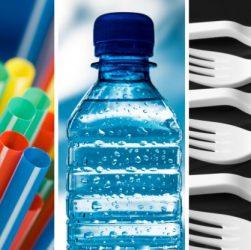 come limitare l' uso della plastica
