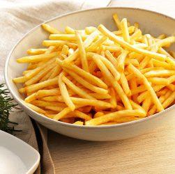 come cucinare delle ottime patatine fritte