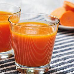 succo di carota