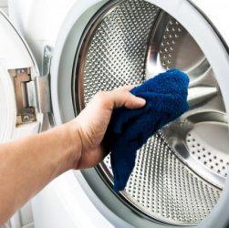 come pulire l'interno della lavatrice