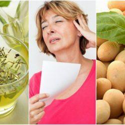 rimedi naturali per la menopausa