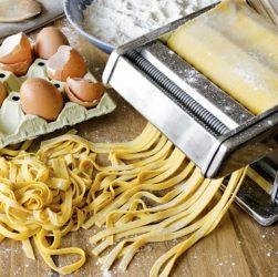 come fare la pasta fatta in casa