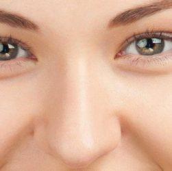 come eliminare borse sotto gli occhi
