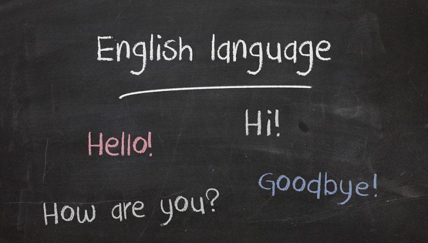 migliorare inglese
